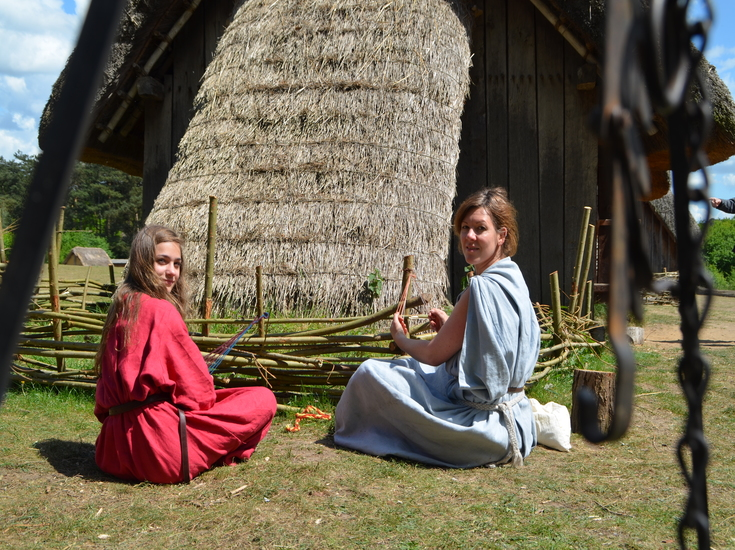 Anglo-Saxon Activities